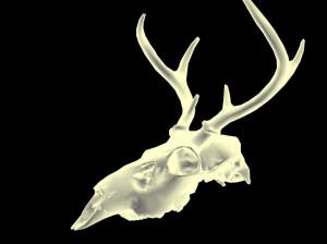 Here's a low-poly version of the final model. Click to view in 3D!
